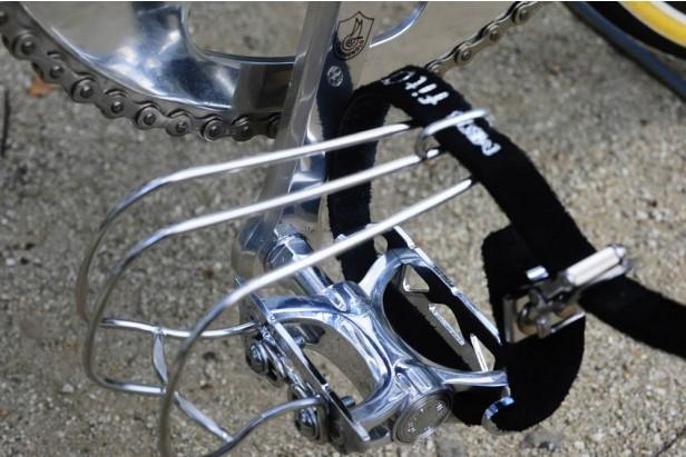 MKS - Fit-Alpha Pedal Straps - Black (NJS)