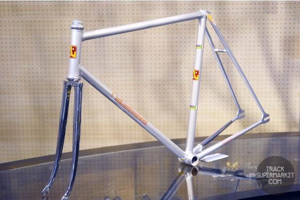 Nagasawa - Silver - 55.5 cm - NJS Track Frame