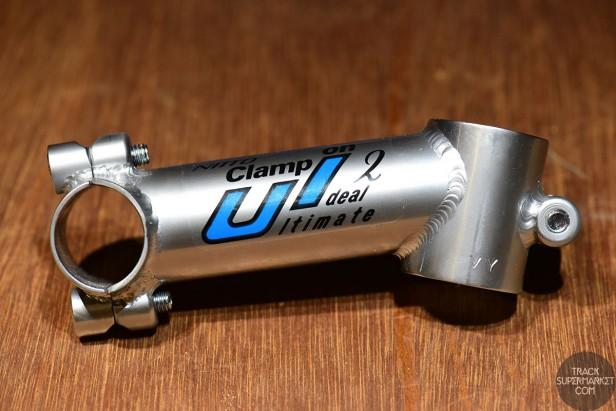 Nitto UI-2 Cromoly Ahead Stem (26.0mm Clamp Diameter)