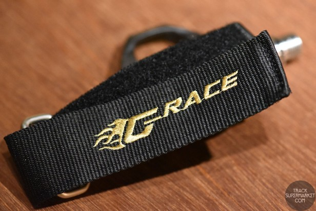 G-Race Pedal Straps (for Clipless pedals)
