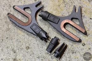 Cherubim Rear Track Ends + Joints (Full Set)