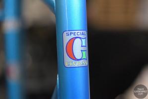 Civras - Takizawa Blue - 53.5 cm - NJS Track Frame
