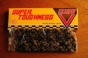 Izumi Model 'V' Gold Track Racing Chain (NJS)