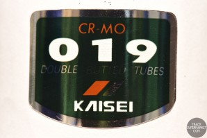 Kaisei Tubing - 019 CR-MO Double Butted
