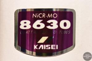 Kaisei 8630 NiCR-MO Quadruple Butted Tubing