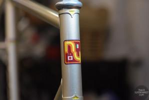 Nagasawa - Titanium Silver - 56 cm - Track Frame
