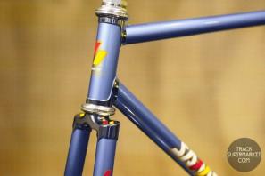 Samson - Light Blue - 51 CM - NJS Track frame