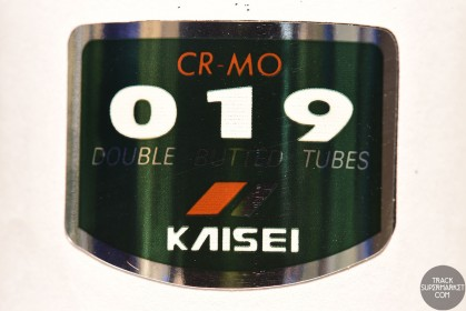 Kaisei 019 CR-MO Double Butted Tubing
