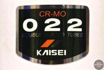 Kaisei Tubing - 022 CR-MO Double Butted