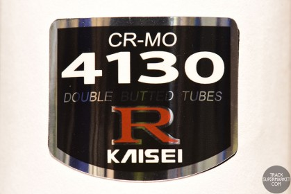 Kaisei Tubing - 4130R CR-MO Double Butted