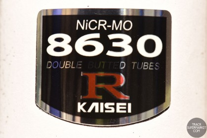 Kaisei 8630R NiCR-MO Double Butted Tubing