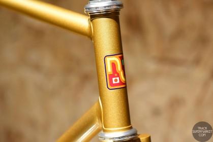 Nagasawa - Gold Metallic - 54.5 CM - NJS Track frame