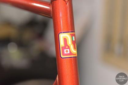 Nagasawa - Nakano Red - 56.5 cm - Track Frame