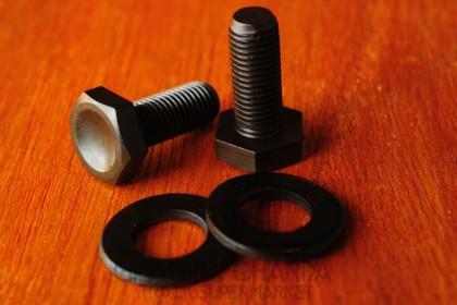 Sugino NJS bottom bracket bolts - pair