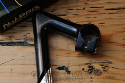 Nitto NJ PRO AA Jaguar Track Racing Stem - Black
