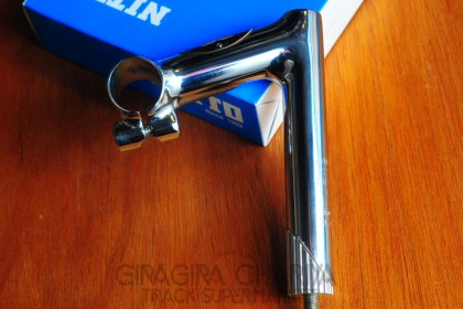 Nitto Jaguar Craft 2 Badged Stem (CT-2) 25.4 Clamp Diameter