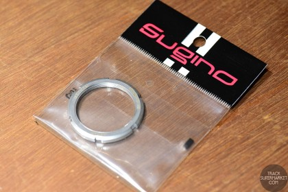 Sugino 75 NJS Bottom Bracket Lockring
