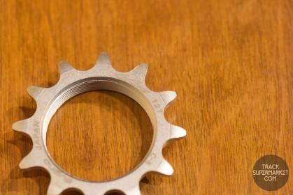 Sugino Gigas S-Cubic Track Cog - 12T