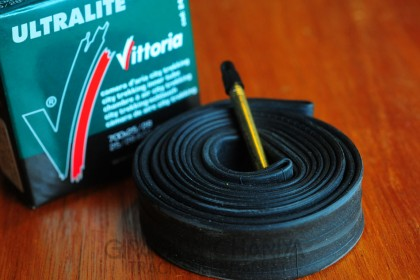 Vittoria Ultralite Racing Inner Tube - 700c Long Valve