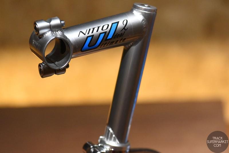 Nitto UI-2 Cromoly Quill Stem (26.0mm Clamp Diameter)