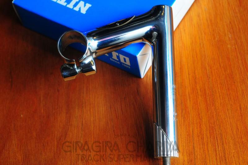 Nitto Jaguar Craft 1 Badged Stem (CT-1) 26.0 Clamp Diameter