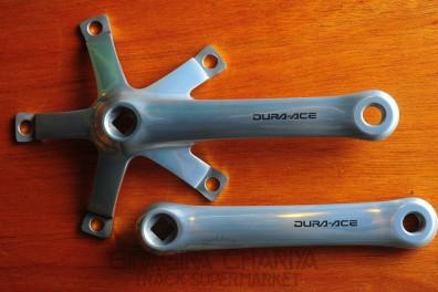 Shimano Dura Ace FC-7600 Track Crank Set (NJS)