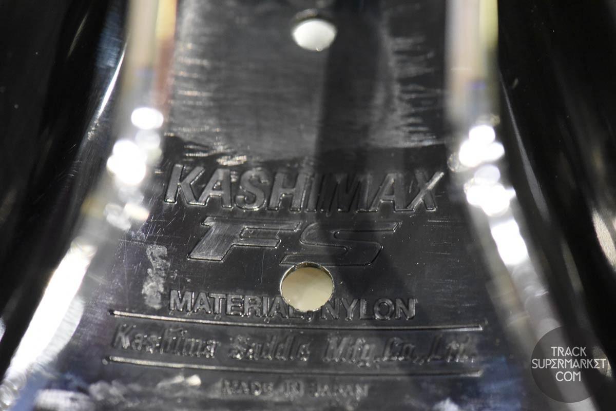 Kashimax Handler Saddle New Old School BMX