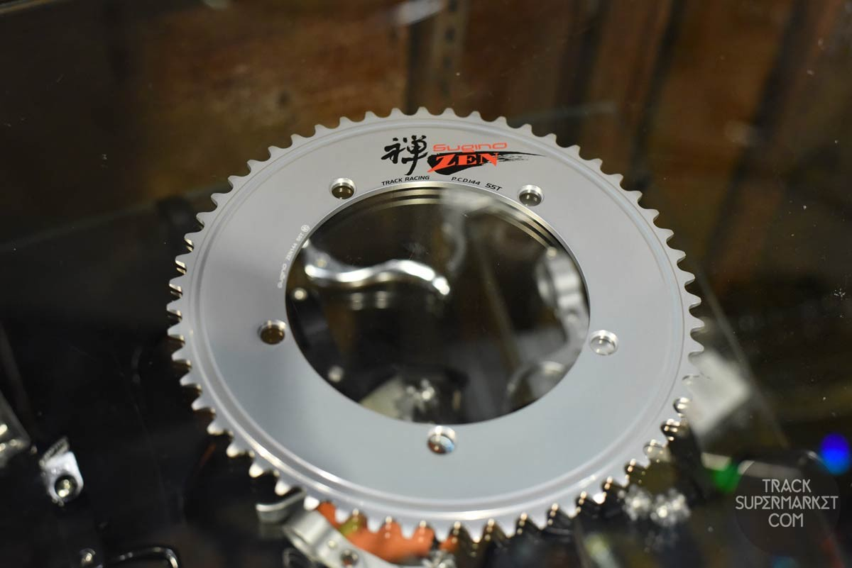 Sugino Zen Track Racing Chainring Njs Chainrings
